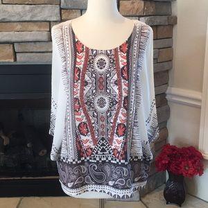 Tops - Boho Shirt